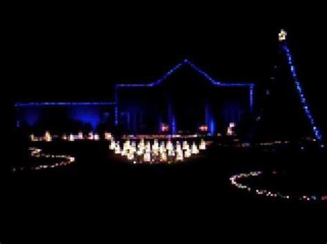 house with christmas lights set to music holiday house christmas lights set to music youtube