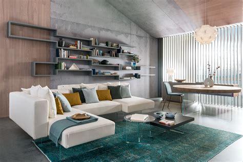 divano soggiorno mobili di design per il soggiorno lago design