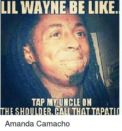 Lil Wayne Be Like Memes - 25 best memes about lil wayne be like lil wayne be like