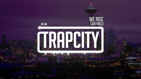 san holo right here right now san holo we rise youtube