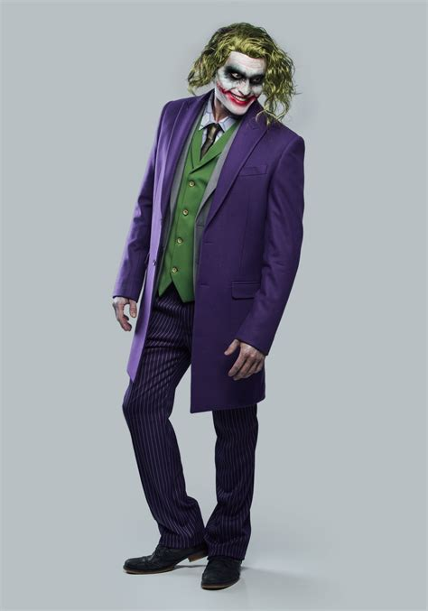 in suit authentic the joker suit for