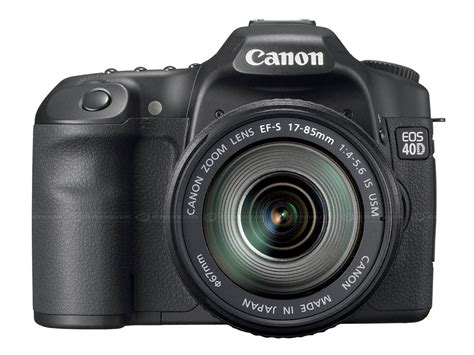 Kamera Canon Eos 40d Second canon eos 40d previewed digital photography review