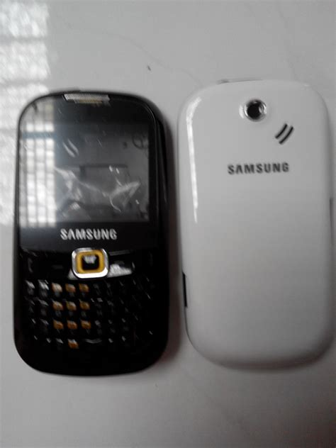 Casing Hp Samsung Corby Txt jual casing samsung b3210 corby qwerty accesories hp lengkap
