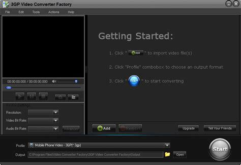 format video gp free 3gp video converter convert video to 3gp format for