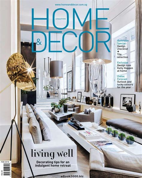 home decor february 2018 free pdf magazine
