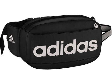 Waist Pack Adidas Black Greenlight tadi190 brand new official adidas waist bag