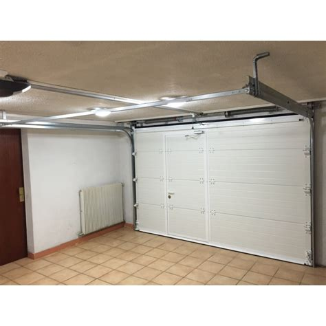 Porte Sectionnelle De Garage by Porte De Garage Sectionnelle Gefradis Isolation Id 233 Es