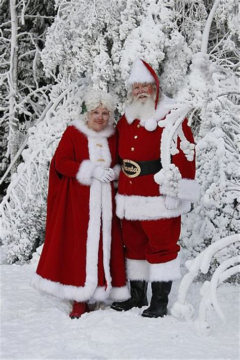 mr and mrs claus the about santa the rock at boston college