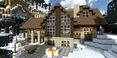 How To Build A Log Cabin Minecraft by Log Cabin Minecraft Building Inc