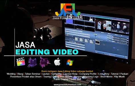tutorial edit video klip layanan jasa editing video klip company profile di jfj