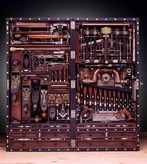 century tool chest  piano maker master
