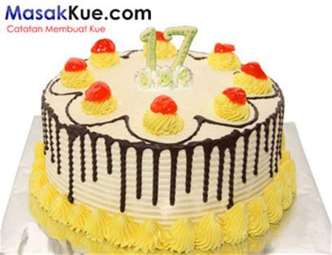 resep membuat kue ulang tahun coklat kue ulang tahun jasa membuat berbagai macam kue