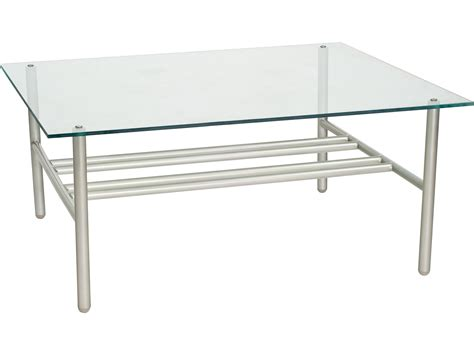 Wrought Iron Patio Coffee Table Woodard Uptown Wrought Iron 42 X 36 Rectangular Glass Top Coffee Table 2h0043