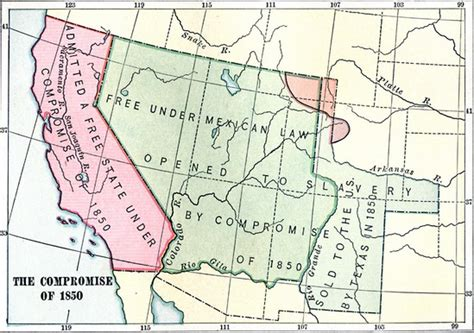 Ohio Records 1850 Map Of California In 1850 Afputra