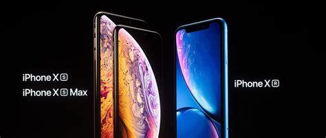 iphone xs xs max et xr les derniers n 233 s d apple l express