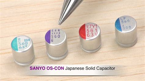 japanese solid capacitor