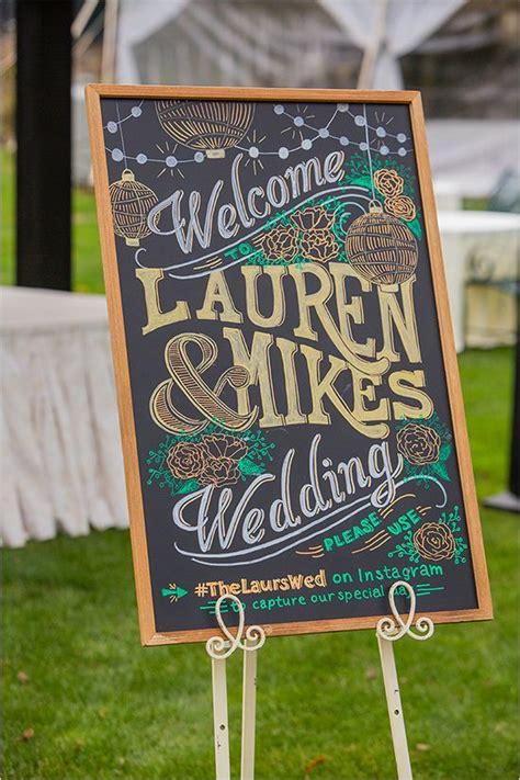 50 Awesome Wedding Signs You'll Love   Deer Pearl Flowers