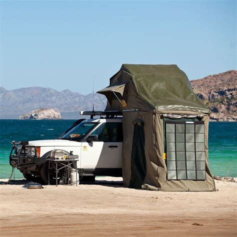 Eezi Awn Tents by T Top Roof Tent By Eezi Awn Roof Top Tents Fit Out