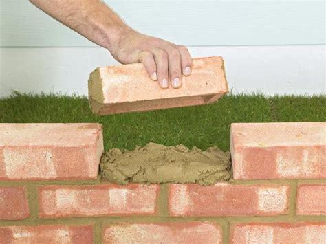 how to build a brick garden wall diy kataσκευεσ με
