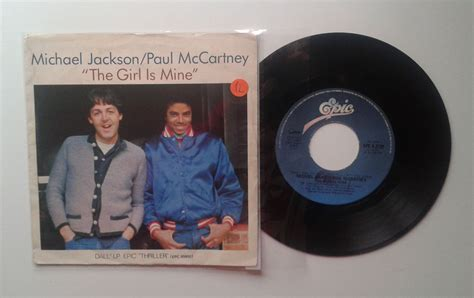 Cd Michael Jackson Michael Imported michael jackson paul mccartney quot the is mine can t get