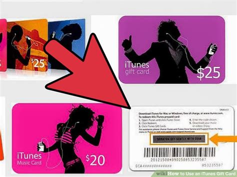 Itunes Gift Card 300k how to use an itunes gift card 9 steps with pictures wikihow