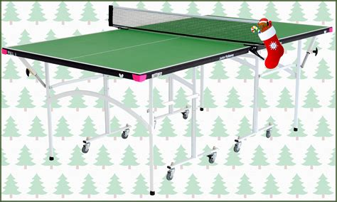 3 4 size table tennis table butterfly junior 3 4 sized indoor rollaway