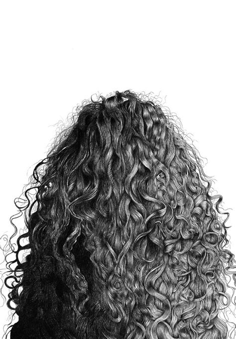drawing curly hair 1000drawings by alanginglesfleming hair pinterest