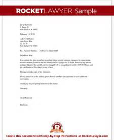 Cellular Wireless Product Tester Cover Letter by Cell Phone Inquiry Letter Cell Phone Bill Challenge