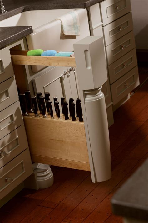 knife storage ideas 10 best images about drawer knife block on pinterest