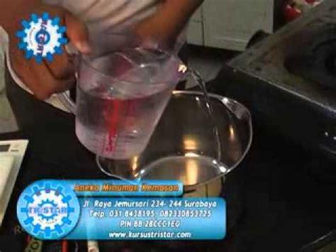 vidio cara membuat yoghurt cara membuat orange juice kursus minuman dalam kemasan