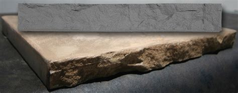 Molds For Concrete Countertops by Broken Flagstone 1 1 2 Quot X 8 Stonecrete Systems