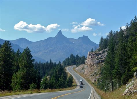 scenc byways scenic byways cody yellowstone country