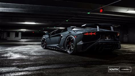 novitec torado lamborghini aventador sv roadster looks absolutely heavenly motoroids