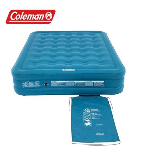 Coleman Raised Air Mattress by Coleman Durarest Raised Cing Air Bed 2000021126