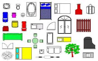Architectural Symbols Floor Plan Simple House Plans Designs House Floor Plan Symbols