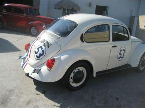 New States Apparel The Bug Herbie Vw vw bug beetle herbie bug tribute 1971 restored everything new for sale volkswagen beetle