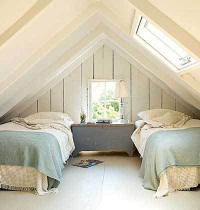 painting attic bedrooms 12 refinished attics curbly