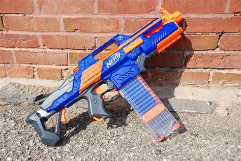 Nerf Strike Strike nerf n strike elite rapidstrike cs 18 review blaster hub