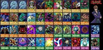 joey deck seto kaiba duelist kingdom deck ygopro by yugiohanime on