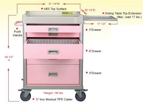 mobile dental cabinets carts dental mobile carts and mobile organizer carts