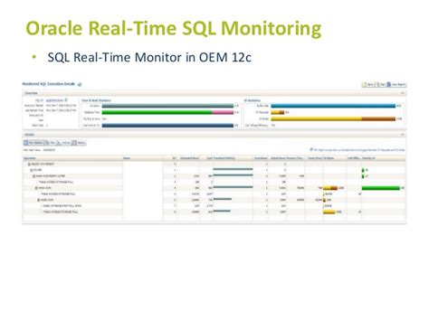 oracle sql query tuning tutorial performance management in oracle 12c