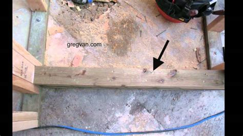Shower Curb Construction by Shower Dam Construction Framing Tips Bathrooms