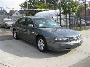 2005 chevrolet impala overview cargurus