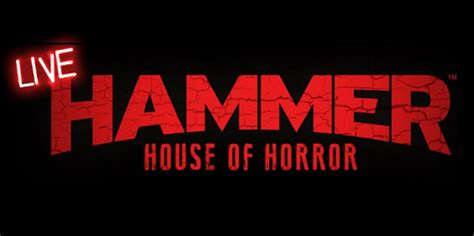 hammer house of horror hammer house of horror live offers an immersive theatre experience dark universe