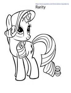 Free Printable My Little Pony Coloring Pages Healt And Fit