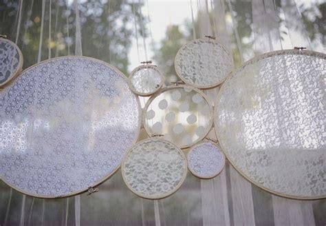 Wedding Lace Backdrop by Modern Vintage Wedding Decor Lace Backdrop Onewed