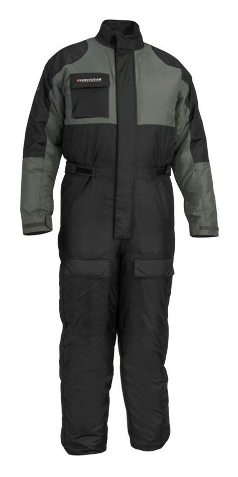 firstgear thermo  piece suit revzilla