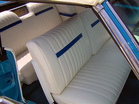 able auto upholstery classic blue restoration kelly s quality auto upholstery