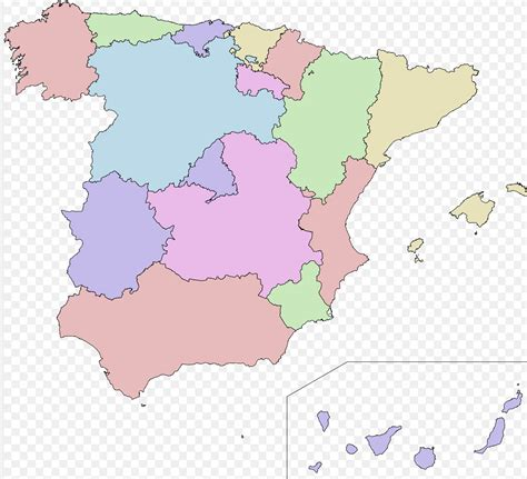 las comunidades autonomas para nios mapa pol 237 tico espa 241 a comunidades aut 243 nomas