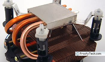 Copper Heat Ls by Ls Cable Shs T700 Heatsink Review On Frostytech